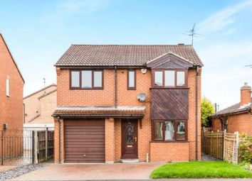 Thumbnail 4 bed detached house for sale in Pasture Close, Armthorpe, Doncaster