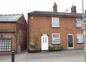 Thumbnail 1 bed end terrace house for sale in Old Road, Leighton Buzzard