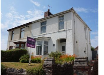 Thumbnail 3 bed semi-detached house for sale in Longford Road, Neath