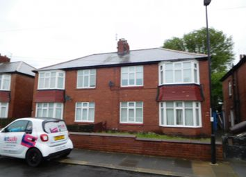 Thumbnail 2 bedroom flat to rent in Dene Crescent, Wallsend