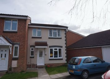 Thumbnail 3 bed semi-detached house for sale in Pirton Meadow, Churchdown, Gloucester
