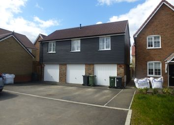 Thumbnail 2 bed flat for sale in Eastern Road, Watton, Thetford