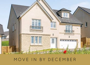 """Thumbnail 5 bed property for sale in """"The Rutherford"""" at Wilkieston Road, Ratho, Newbridge"""