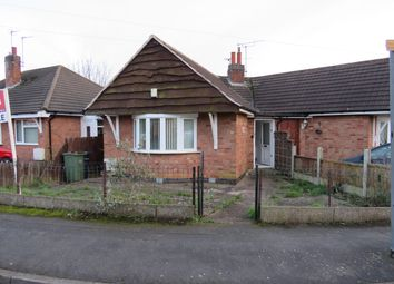 Thumbnail 1 bed bungalow to rent in Brooksby Drive, Oadby, Leicester