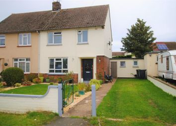 Thumbnail 3 bed semi-detached house for sale in Denton Close, Rushden