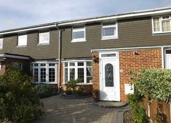 Thumbnail 3 bedroom terraced house to rent in Ridgefield Gardens, Highcliffe, Christchurch