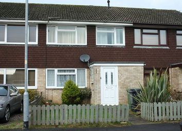 Thumbnail 3 bed terraced house to rent in Hawthorn Way, Thetford