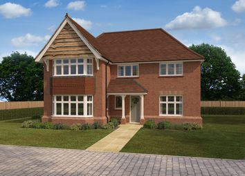 Thumbnail 4 bed detached house for sale in The Avenues At Westley Green, Dry Street, Langon Hills