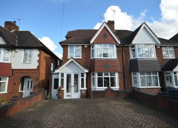 Thumbnail 4 bedroom semi-detached house to rent in Acheson Road, Hall Green, Birmingham