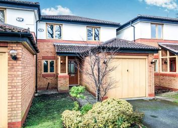 Thumbnail 4 bed link-detached house for sale in Dawlish Close, Bramhall, Stockport, Greater Manchester