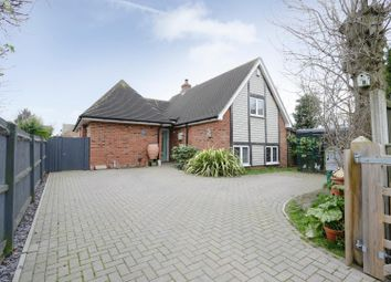 Thumbnail 3 bed detached house for sale in Green Meadows, Eythorne, Dover