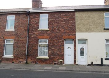 Thumbnail 3 bed terraced house for sale in West View Road, Hartlepool, County Durham