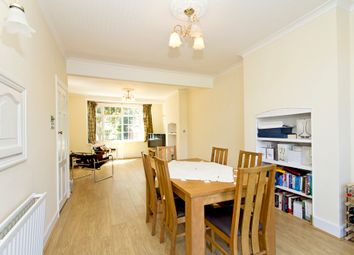 Thumbnail 4 bed terraced house to rent in Crossway, Raynes Park