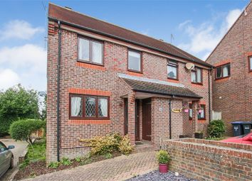 Thumbnail 3 bed end terrace house for sale in Engalee, East Grinstead, West Sussex