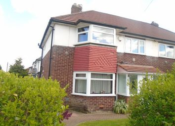 Thumbnail 3 bed semi-detached house to rent in Neal Avenue, Heald Green, Cheadle