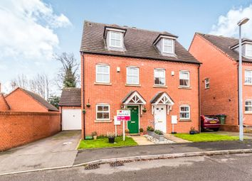 Thumbnail 4 bed semi-detached house for sale in Harrington Croft, West Bromwich