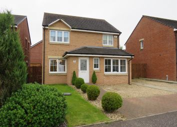 Thumbnail 3 bed detached house for sale in Margaret Parker Avenue, Kilmarnock