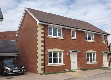 Thumbnail 2 bed flat to rent in Wand Road, Wells
