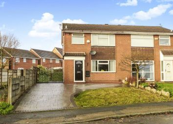 Thumbnail 3 bed semi-detached house for sale in Harper Fold Road, Radcliffe