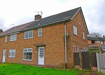 Thumbnail 4 bedroom semi-detached house to rent in Riseborough Walk, Bulwell, Nottingham
