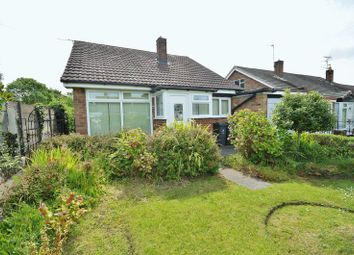Thumbnail 3 bed detached bungalow for sale in Woburn Drive, Cronton, Widnes