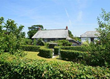 Thumbnail 4 bed farmhouse for sale in Egloskerry, Launceston