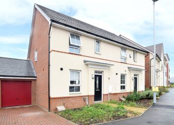 Thumbnail 3 bed semi-detached house for sale in Admiral Avenue, Hemel Hempstead, Hertfordshire
