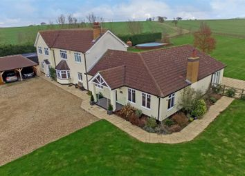 Thumbnail 6 bed property for sale in Offord Cluny, St. Neots