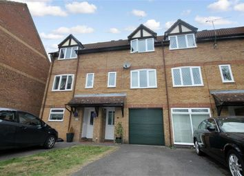 Thumbnail 3 bed town house for sale in Cleasby Close, Westlea, Swindon