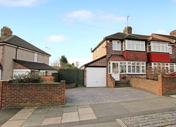 Thumbnail 3 bed semi-detached house for sale in Edison Grove, Plumstead