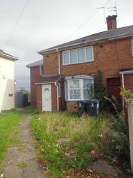 Thumbnail 4 bedroom terraced house for sale in Hythe Grove, Birmingham