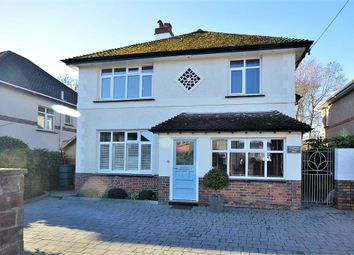 Thumbnail 4 bed detached house for sale in Meadway, Sidmouth, Devon