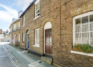 Thumbnail 1 bedroom terraced house for sale in Castle Row, Canterbury, Kent