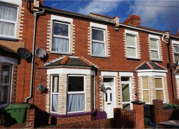 Thumbnail 2 bed terraced house for sale in Holland Road, Exeter