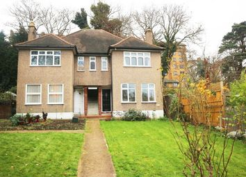 Thumbnail 2 bed maisonette for sale in Patterson Road, London