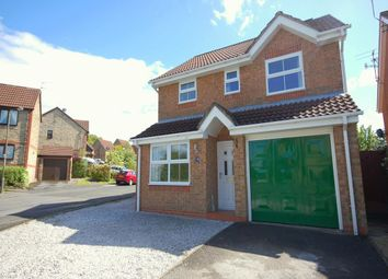 Thumbnail 3 bed detached house to rent in Walnut Road, Belper