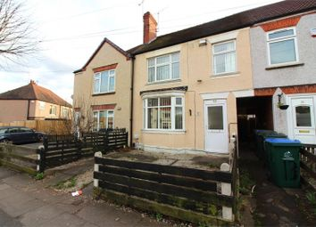 Thumbnail 3 bed terraced house for sale in Briscoe Road, Holbrooks, Coventry