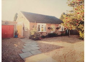 Thumbnail 3 bed detached bungalow for sale in Lees Lane, St. Neots