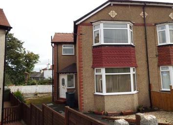 Thumbnail 3 bed semi-detached house for sale in St. Catherines Drive, Old Colwyn, Colwyn Bay, Conwy