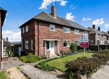 Thumbnail 3 bed semi-detached house for sale in Cotleigh Avenue, Hackenthorpe, Sheffield