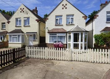Thumbnail 4 bed detached house for sale in St. Leonards Avenue, Hayling Island