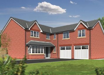Thumbnail 5 bed detached house for sale in Higher Walton, Preston