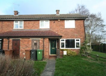 Thumbnail 2 bedroom end terrace house to rent in Hammond Close, Wittering, Peterborough