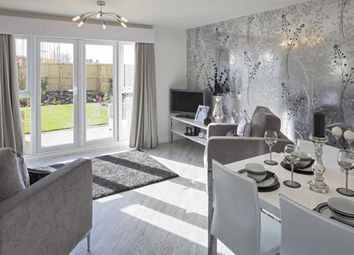 "Thumbnail 3 bed semi-detached house for sale in ""Barwick"" at Filter Bed Way, Sandbach"
