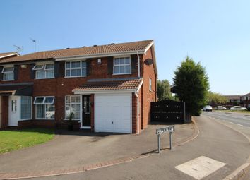 Thumbnail 3 bed semi-detached house for sale in Leven Way, Walsgrave On Sowe, Coventry