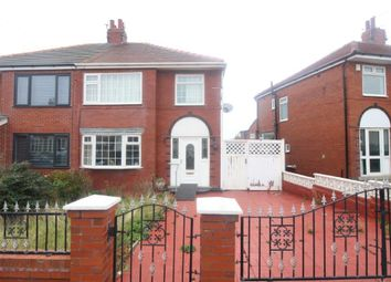 Thumbnail 3 bed semi-detached house for sale in Countess Crescent, Bispham, Blackpool, Lancashire