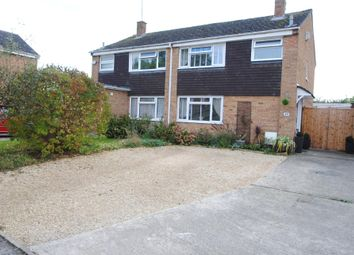 Thumbnail 3 bed semi-detached house for sale in Read Way, Bishops Cleeve, Cheltenham