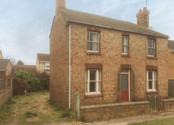 Thumbnail 3 bedroom detached house for sale in March Road, Coates, Peterborough