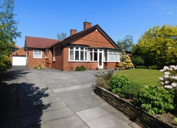 Thumbnail 3 bedroom detached bungalow for sale in Stockport Road, Marple, Stockport
