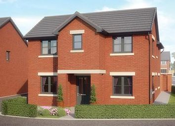 Thumbnail 4 bed detached house for sale in Wigan Road, Clayton Le Wood Leyland, Lancashire